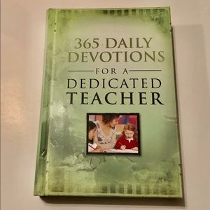 365 Daily Devotions for a Dedicated Teacher